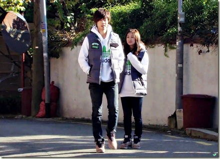 Adidas Shoes Couple